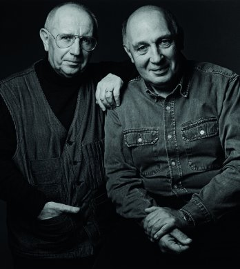 Terre Natale/Paul Virilio and Raymond Depardon, 2000_Jeanloup Sieff