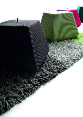 Liset van Scheer_The Bonnet Pouffes Collection + Casalis