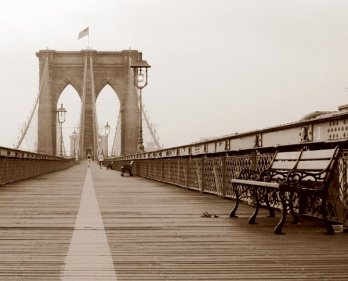 Mobilier Urbain/Brooklyn Bridge