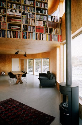 Triangle House by JVA/_living-room.