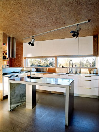 Triangle House by JVA/_kitchen