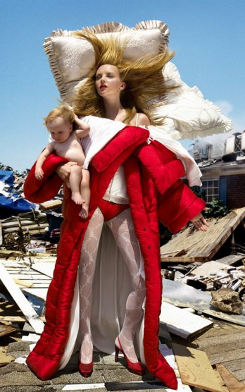 David Lachapelle/The House at the endof the world_2005