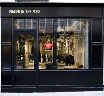 Finger in the nose store