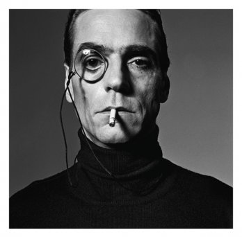 Michel Comte/Jeremy Irons, Interview, 1990