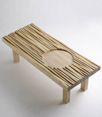 Maya Lin_wood used for Lin's bench came from FSC-certified land managed by The Nature Conservancy_Dan Whipps