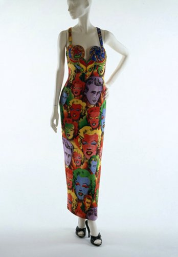 Model as Muse/Gianni Versace (Italien, 1946–1997)