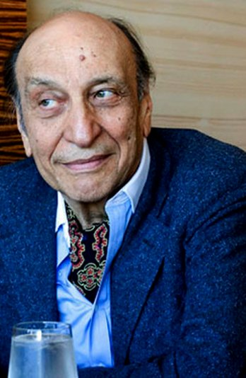 Milton Glaser_Portrait