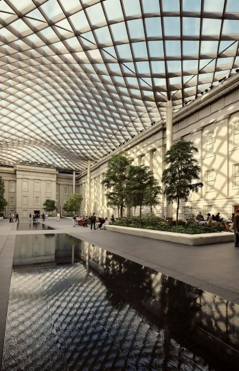 Smithsonian Institution, Washington DC, USA, 2004-2007_Chuck Choi