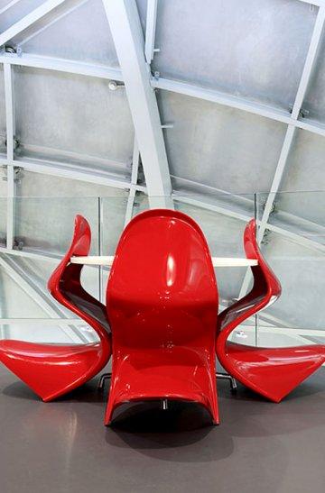 Verner Panton Panton Chair egodesign ca the canadian webzine dedicated to global design