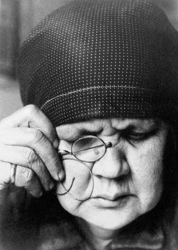 Alexander Rodchenko_Mother
